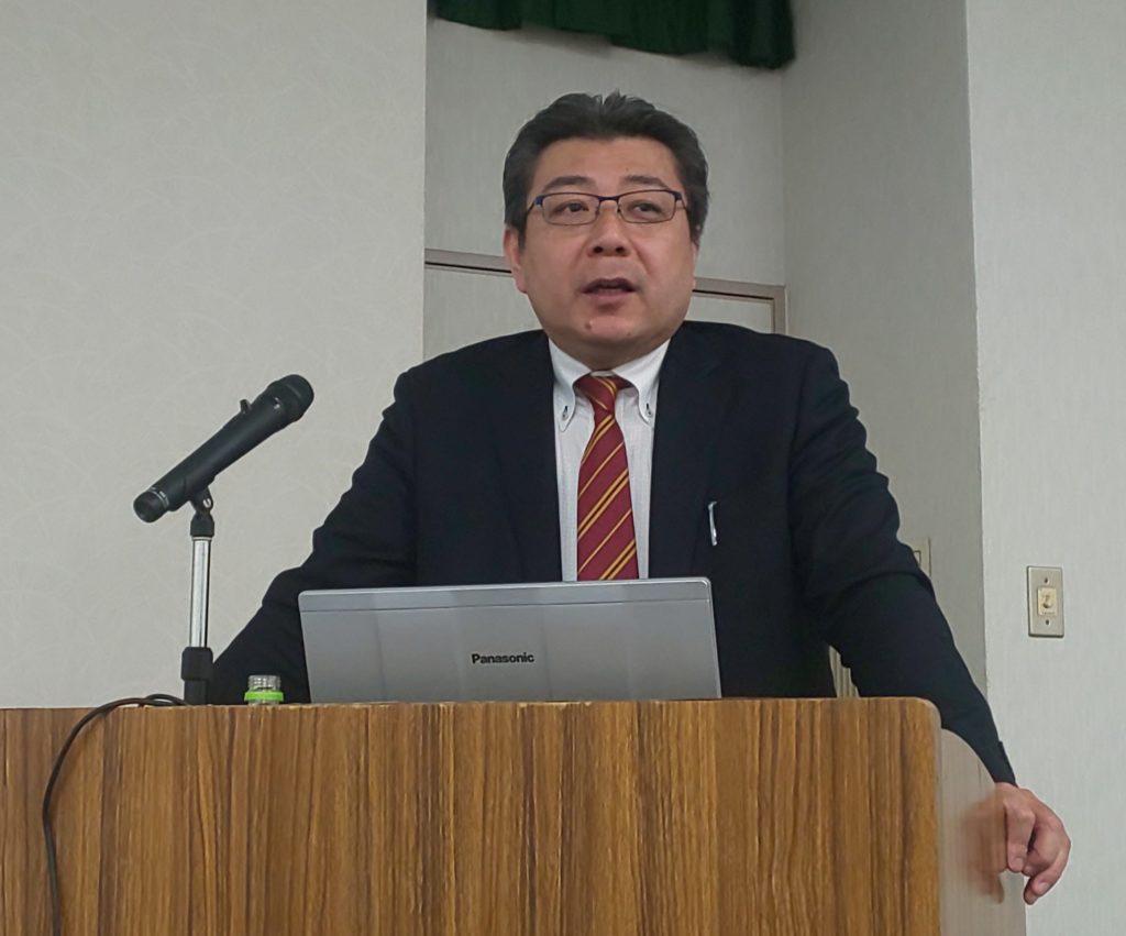 政策研究フォーラム・東海支部 愛知県連絡会講演会